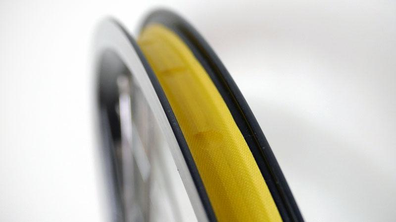 20インチ451ホイール用タイヤ『ミニッツタフ』の感想イメージ08