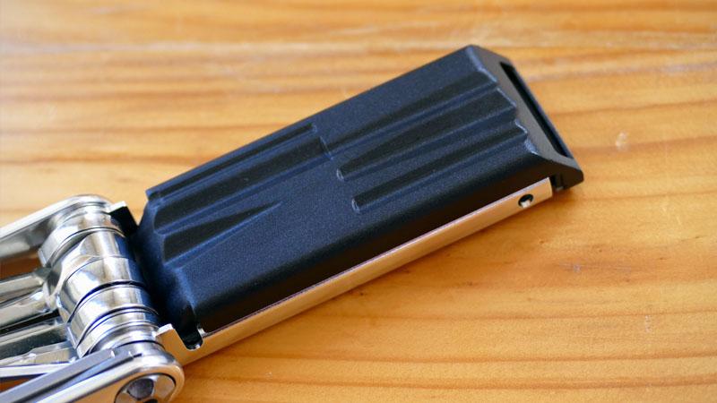 チューブレス特化の携帯工具、トピーク『Tube/チュビ 18』の感想イメージ08