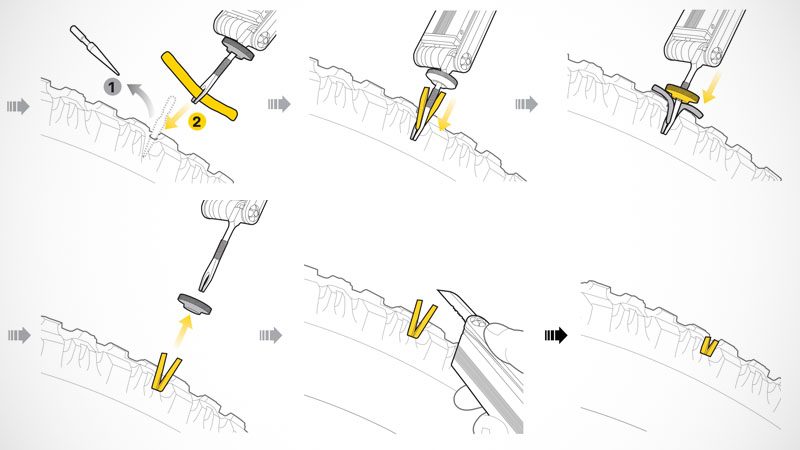 チューブレス特化の携帯工具、トピーク『Tube/チュビ 18』の感想イメージ10