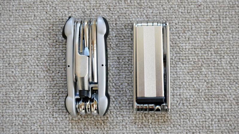 チューブレス特化の携帯工具、トピーク『Tube/チュビ 18』の感想イメージ11