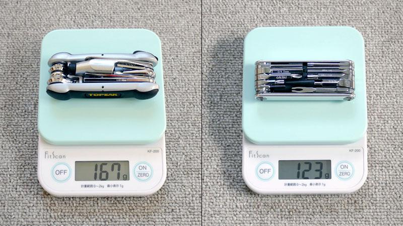 チューブレス特化の携帯工具、トピーク『Tube/チュビ 18』の感想イメージ12