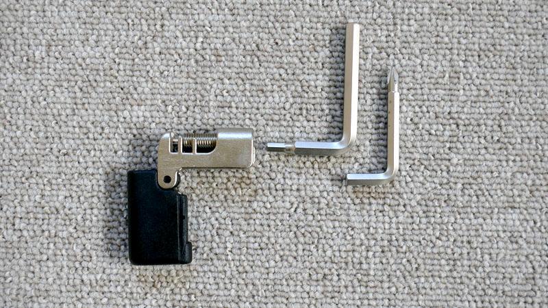 チューブレス特化の携帯工具、トピーク『Tube/チュビ 18』の感想イメージ14