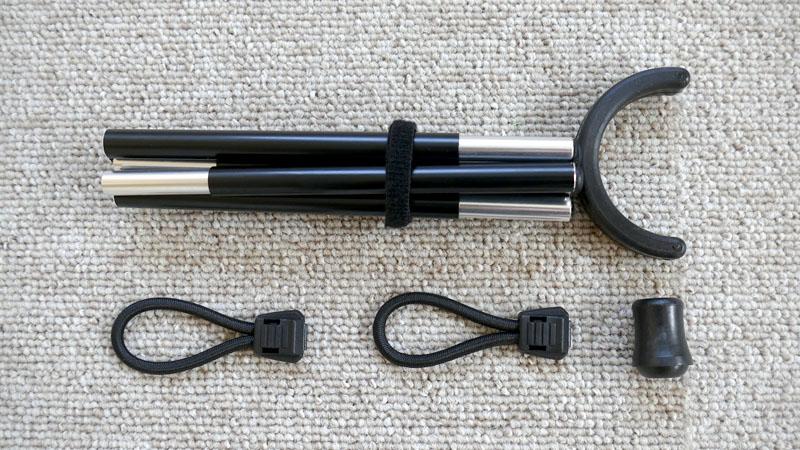 持ち運び可能な自転車用スタンド『Click-Stand/クリックスタンド』の感想イメージ07