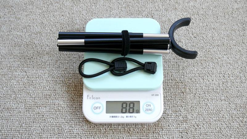 持ち運び可能な自転車用スタンド『Click-Stand/クリックスタンド』の感想イメージ09