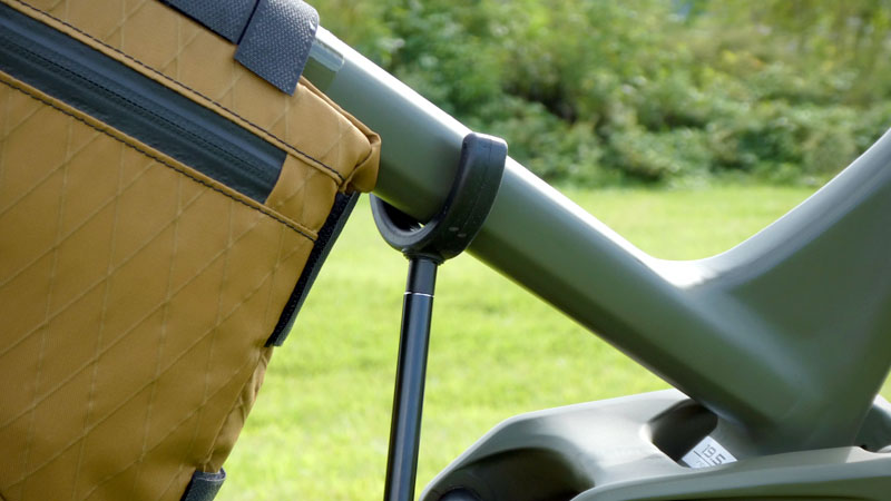 持ち運び可能な自転車用スタンド『Click-Stand/クリックスタンド』の感想イメージ13