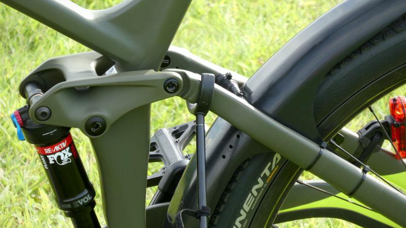 持ち運び可能な自転車用スタンド『Click-Stand/クリックスタンド』の感想イメージ15