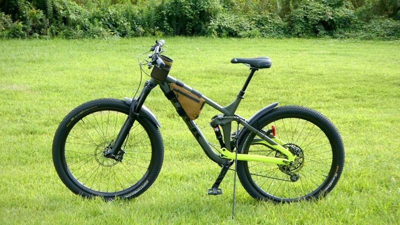 持ち運び可能な自転車用スタンド『Click-Stand/クリックスタンド』の感想イメージ16
