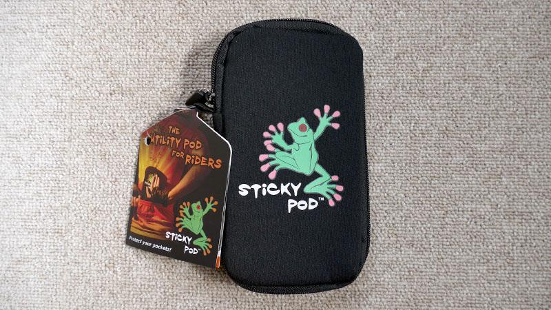ポケットに入る薄型ツールケース『スティッキーポッド』の感想イメージ02
