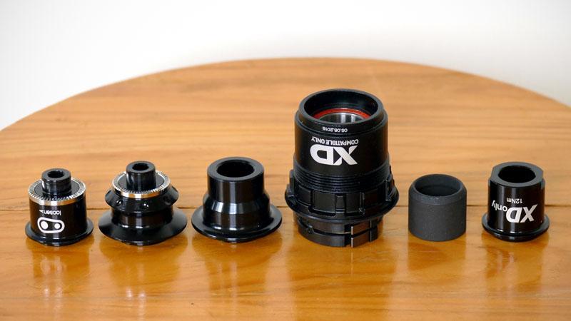 【クランクブラザーズ製ホイール】フリーハブボディをXDドライバーに交換する方法イメージ03