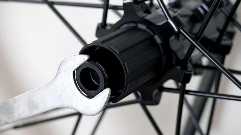 【クランクブラザーズ製ホイール】フリーハブボディをXDドライバーに交換する方法イメージ09