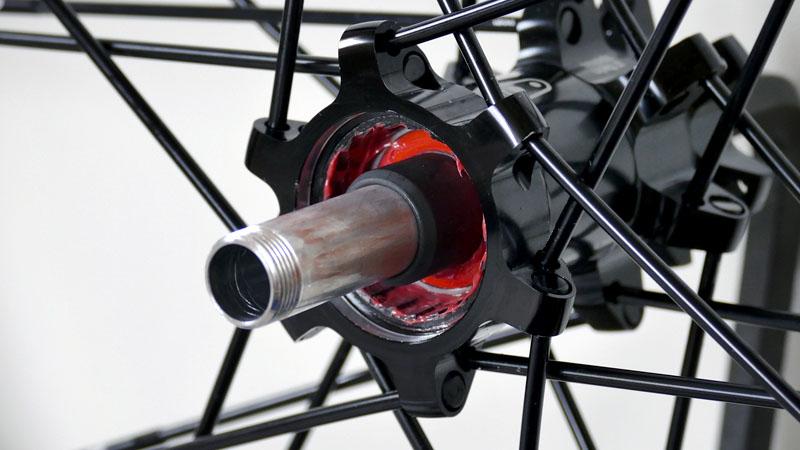 【クランクブラザーズ製ホイール】フリーハブボディをXDドライバーに交換する方法イメージ14