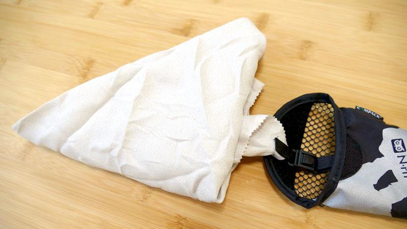 自転車でハンドタオル使ってる?停車時に噴き出す『汗』対策の話イメージ07