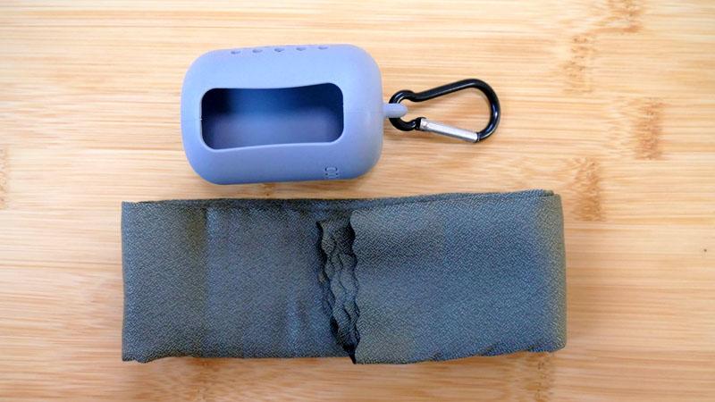 自転車でハンドタオル使ってる?停車時に噴き出す『汗』対策の話イメージ10