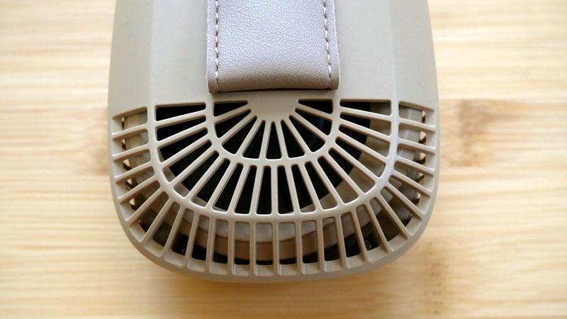 自転車も涼しくなる?『腰掛け扇風機/ベルトファン』の率直な感想イメージ11