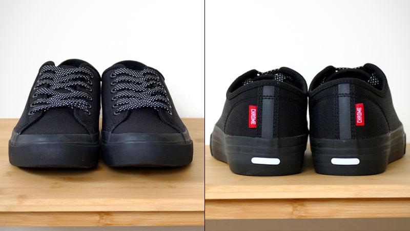 タイヤの技術が靴底に!自転車用シューズ『CHROME KURSK AW』の感想イメージ06